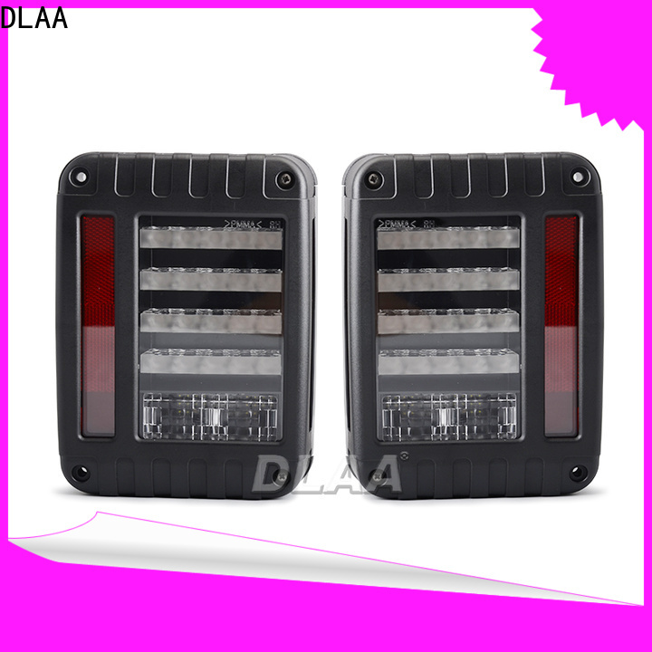 DLAA tail lamp in car from China for auto