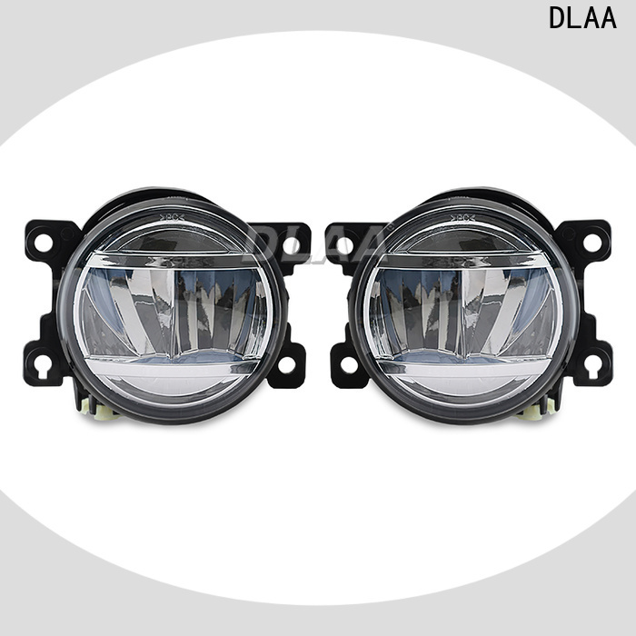 DLAA car accessories fog lamps factory with high cost performance