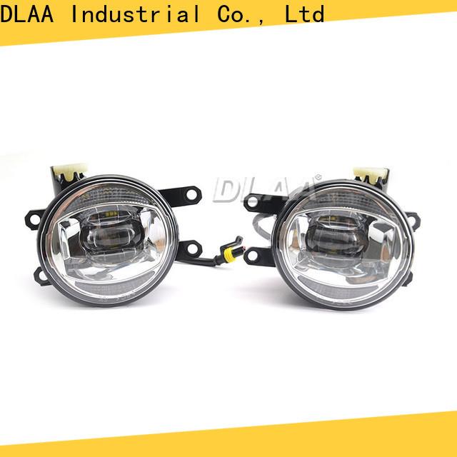 DLAA best round fog lights series for car