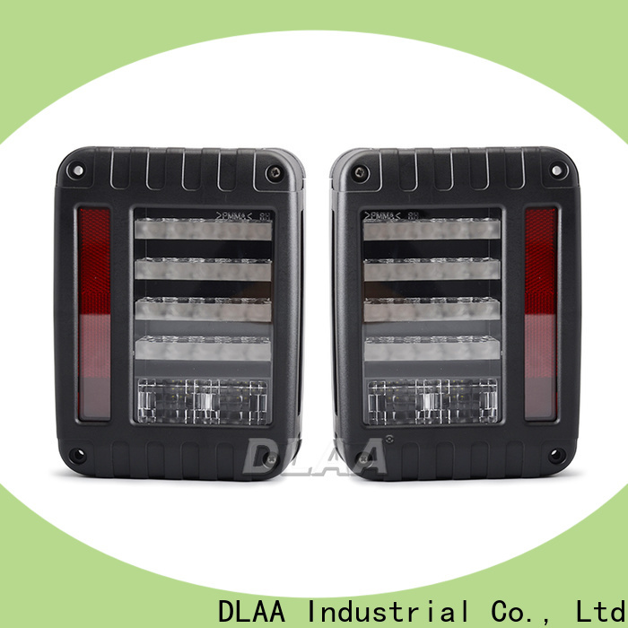 DLAA top quality car back light factory for automobile