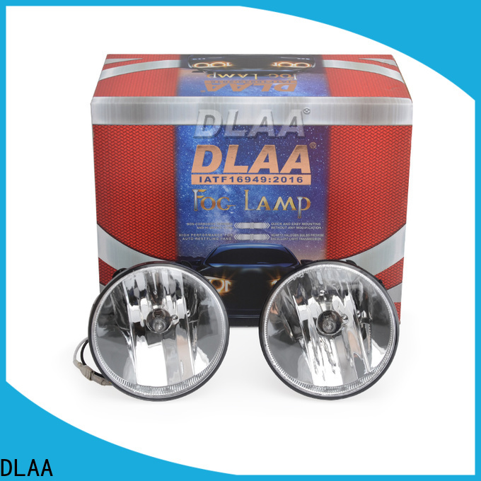 DLAA new fog lights suppliers on sale