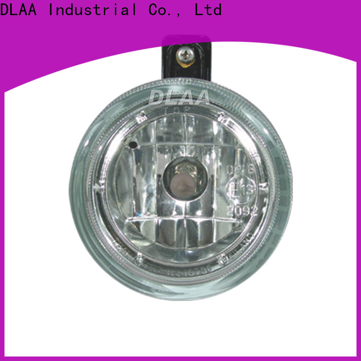 DLAA new fog lights best supplier for promotion