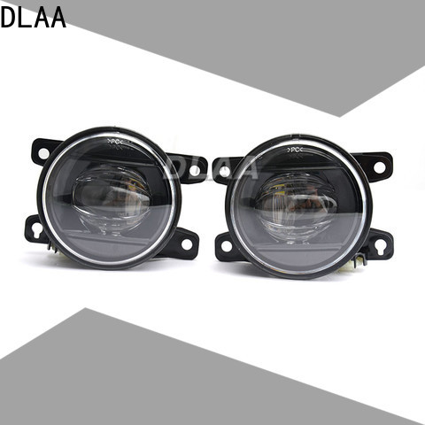 DLAA best round led fog lamps company bulk production