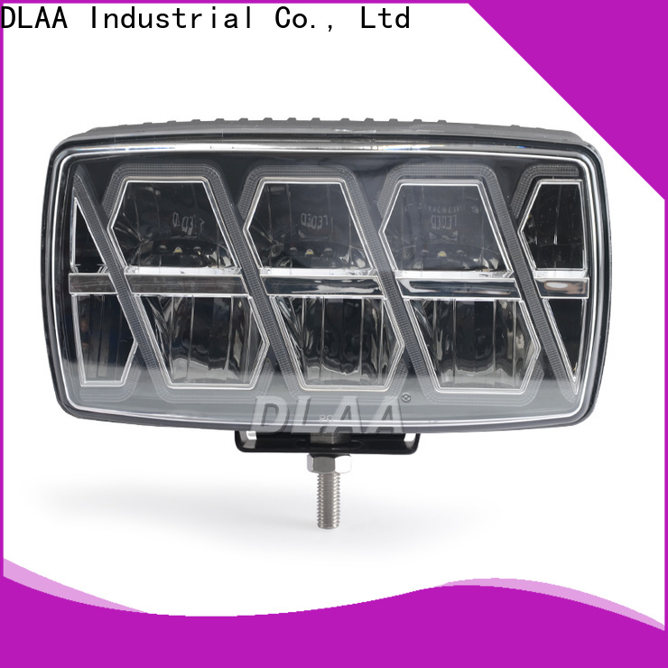 DLAA brightest led off road lights with good price with high cost performance