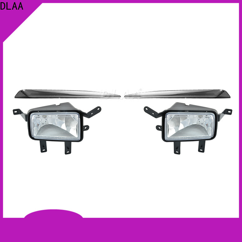 DLAA powerful fog lamps for cars factory on sale