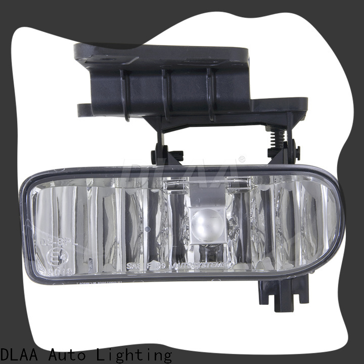 durable dlaa fog light design with high cost performance