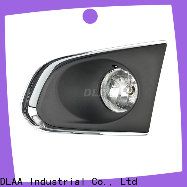 top dlaa fog light manufacturer for car