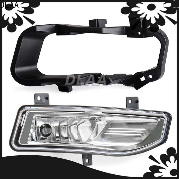 DLAA oem style fog lights supplier for car