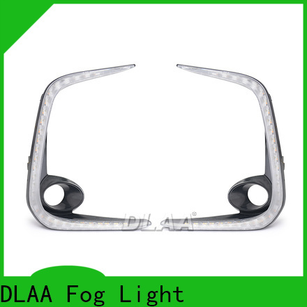 DLAA high quality drl driving lights supplier for car
