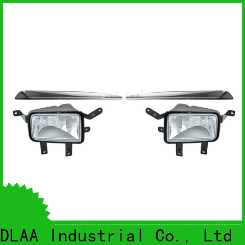 DLAA best fog light installation kit manufacturer for auto