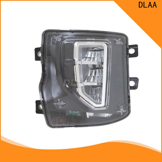 DLAA led projector fog light manufacturer for automobile