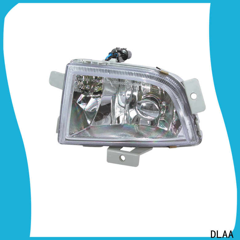 DLAA fog light color from China on sale