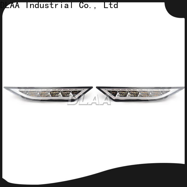 DLAA auto daytime running lights best manufacturer bulk production