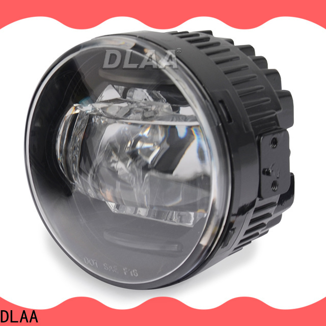 DLAA custom led headlights and fog lights supply for auto