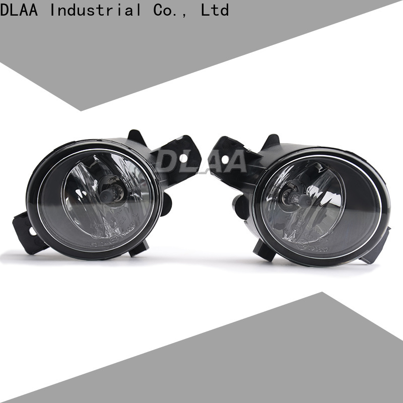 DLAA customized hid fog lights design with high cost performance