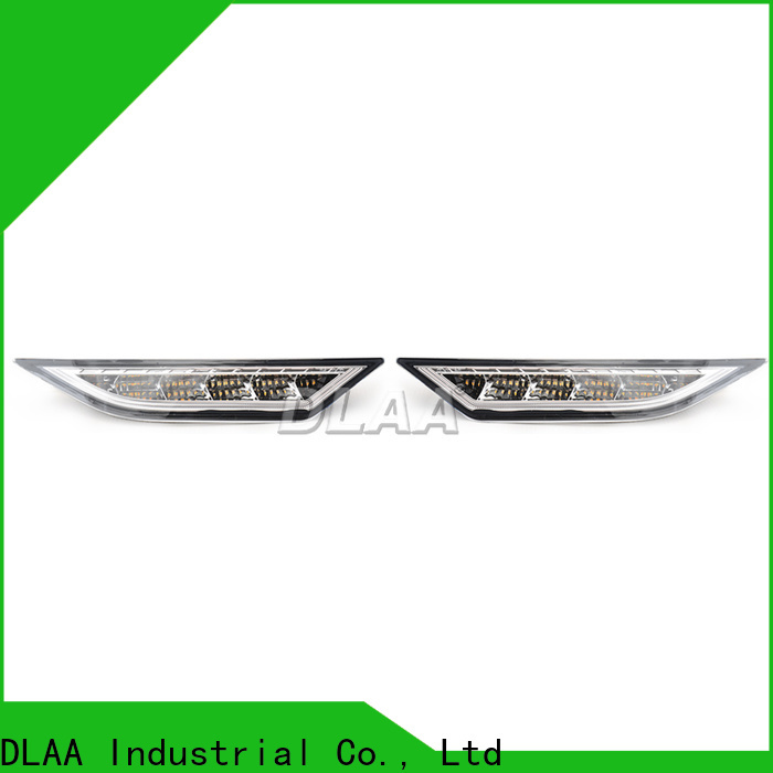 DLAA led drl fog lights kit wholesale with high cost performance