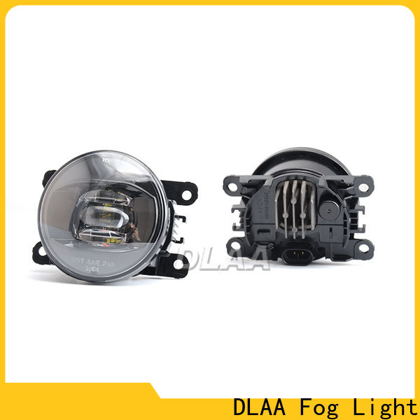 DLAA promotional automotive led fog lights factory for sale
