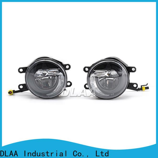 DLAA professional good led fog lights manufacturer on sale