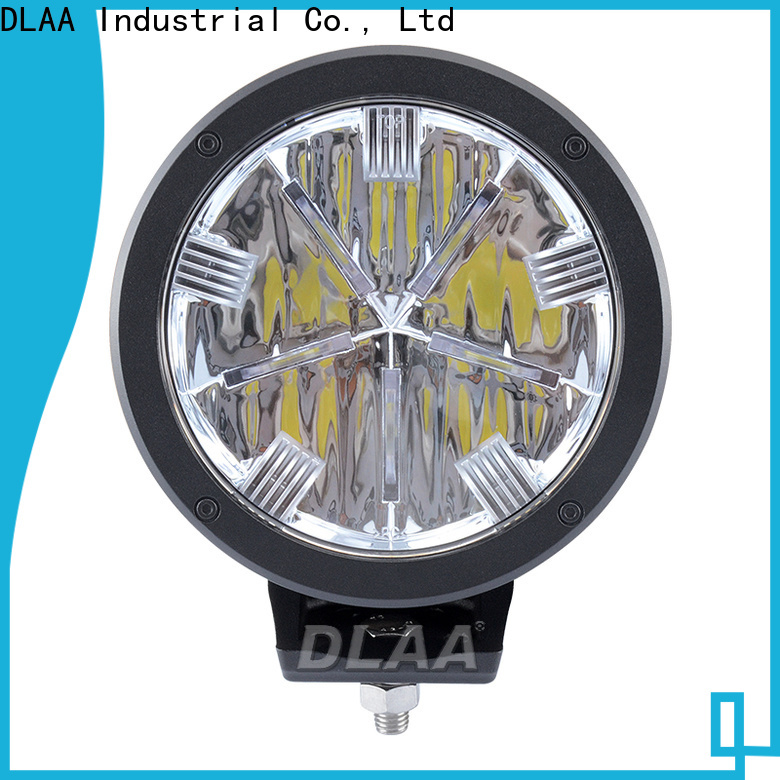 DLAA custom round led off road lights from China for sale
