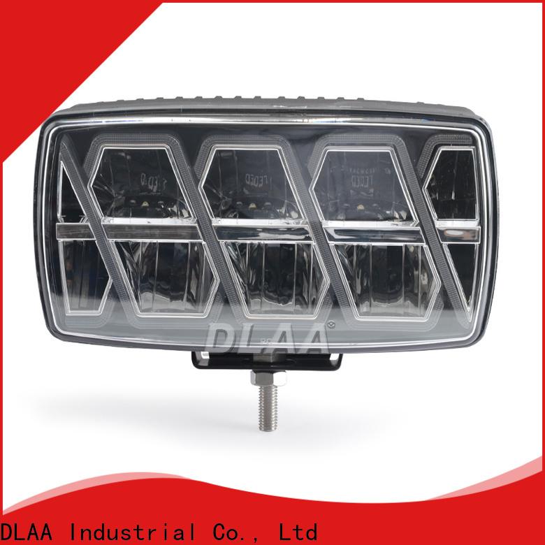DLAA promotional off road fog lights 4x4 manufacturer for automobile