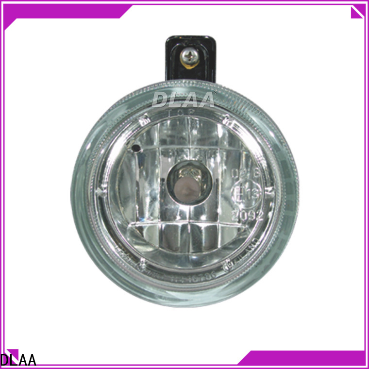 DLAA reliable fog light hids company for automobile