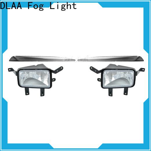 DLAA worldwide led strip fog light design for car