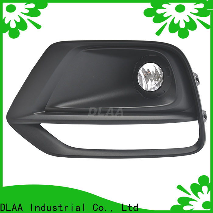DLAA 4 inch round fog light directly sale with high cost performance