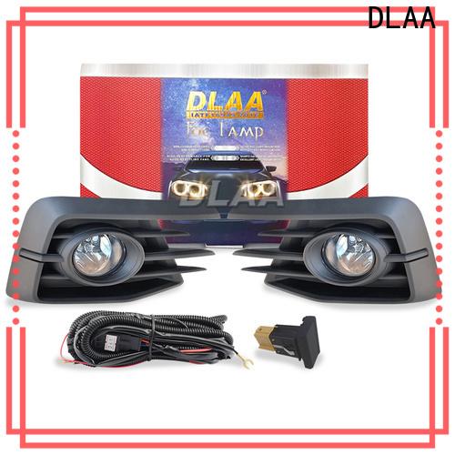 DLAA drl fog light company for car