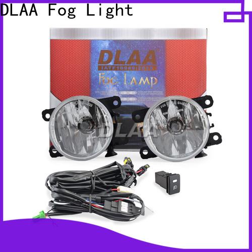 DLAA high quality h11 fog light bulb design bulk production