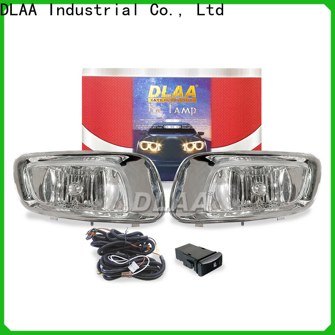 DLAA cheap round fog light company for sale