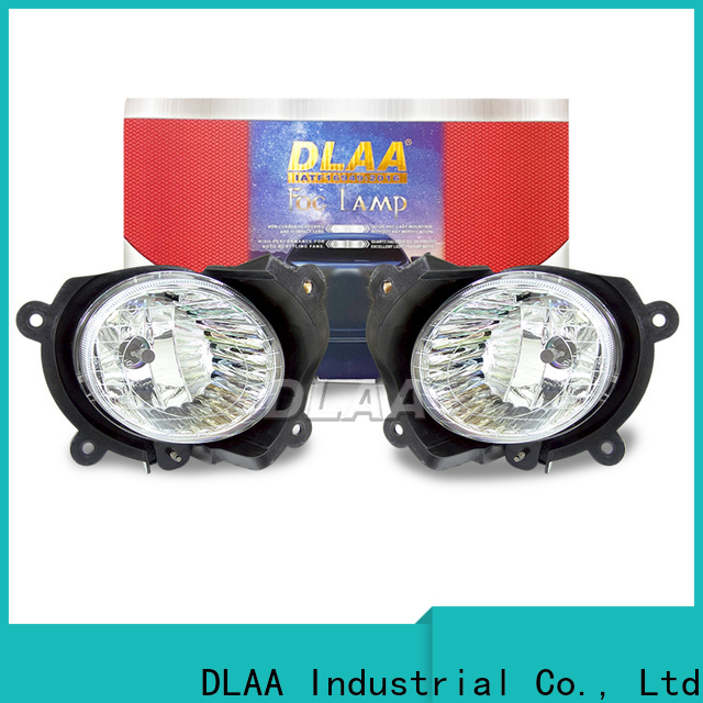 DLAA new yellow hid fog light suppliers for auto