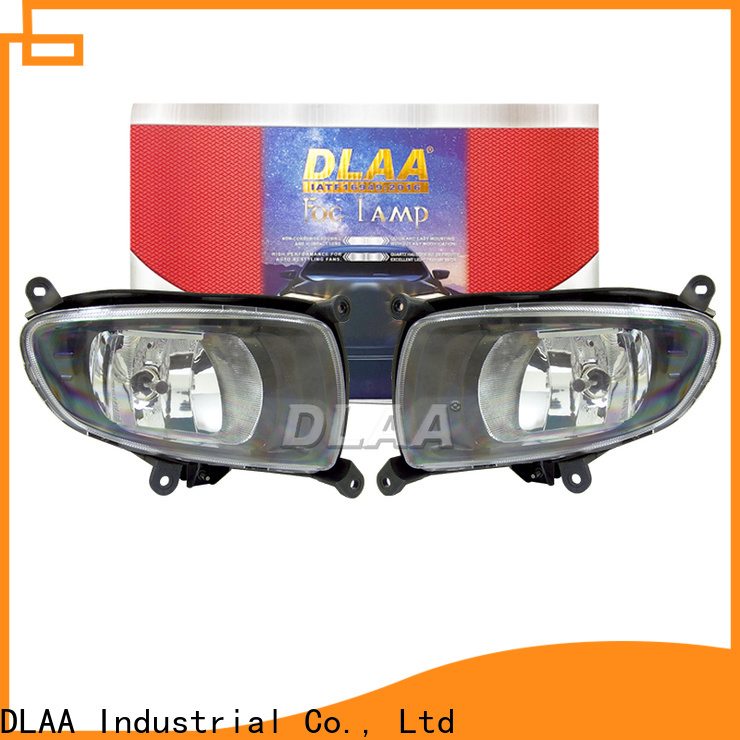 DLAA practical fog light bulb size suppliers for automobile