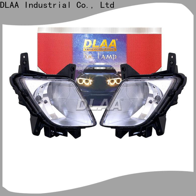 DLAA fog light bulb size for business with high cost performance