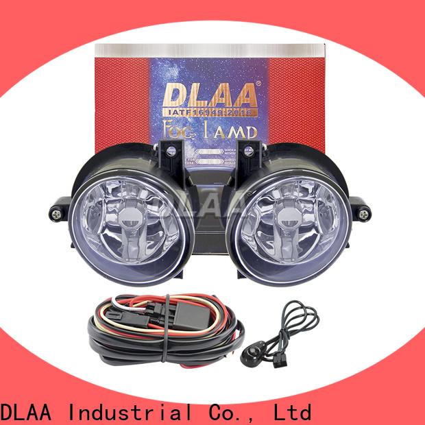 DLAA custom brightest fog light bulbs factory direct supply with high cost performance