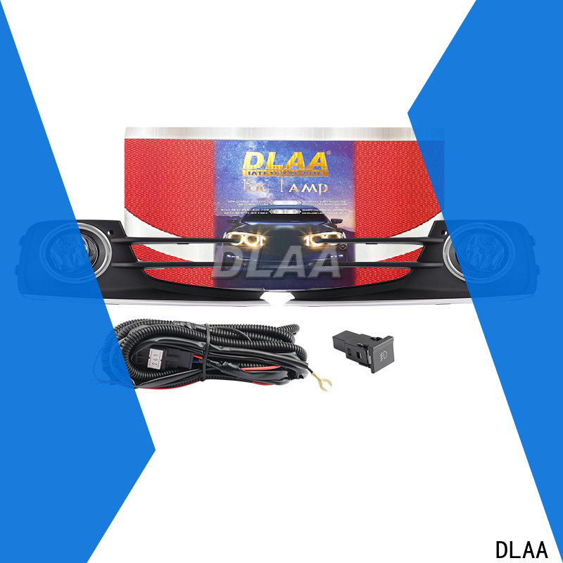 DLAA best value dlaa fog light design bulk production