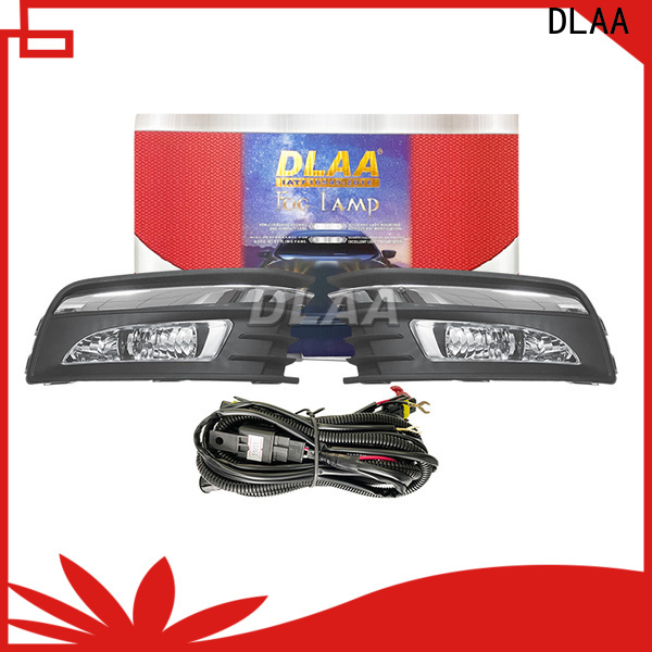 DLAA green fog light bulbs from China for automobile