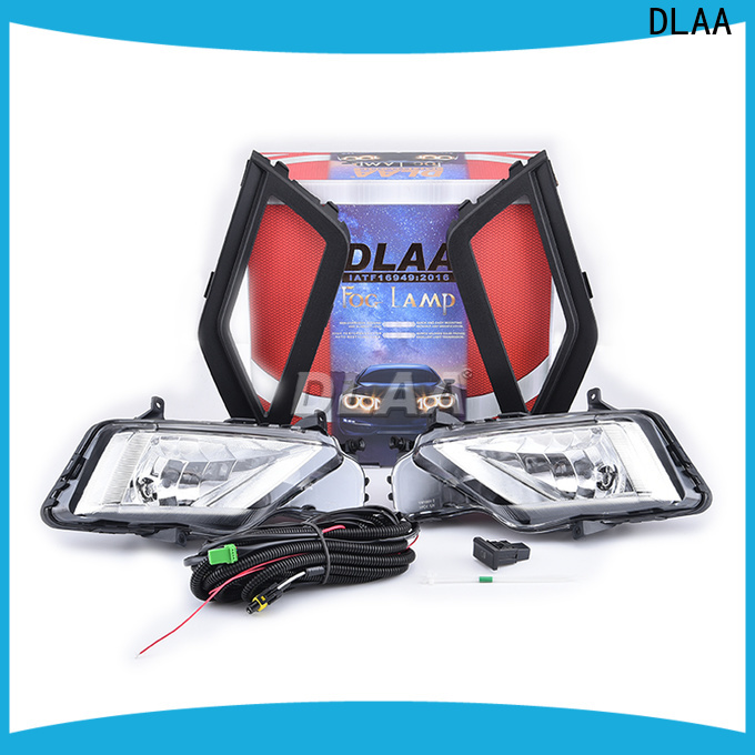 DLAA popular autozone fog light supplier for promotion