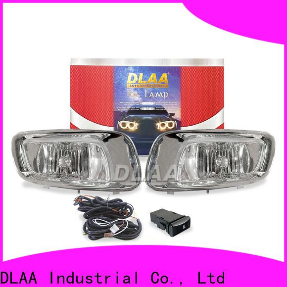 DLAA top selling led fog light kit supplier for car