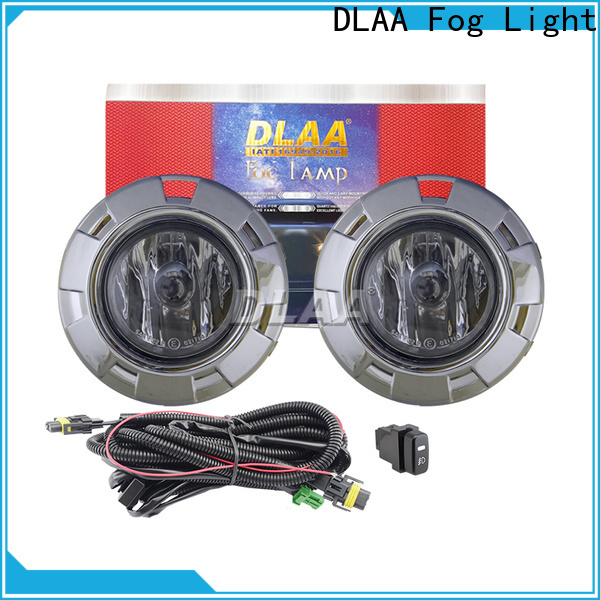 DLAA best price drl fog light directly sale for automobile