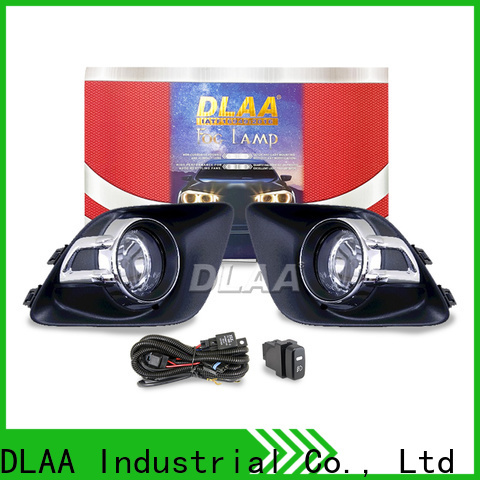 DLAA worldwide 4 inch led fog light supplier with high cost performance