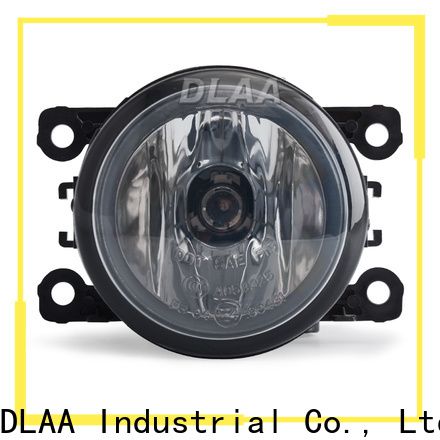 DLAA top quality led headlights and fog lights manufacturer for auto