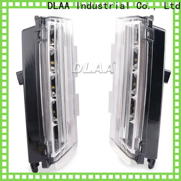 DLAA vehicle led daytime running lights design with high cost performance