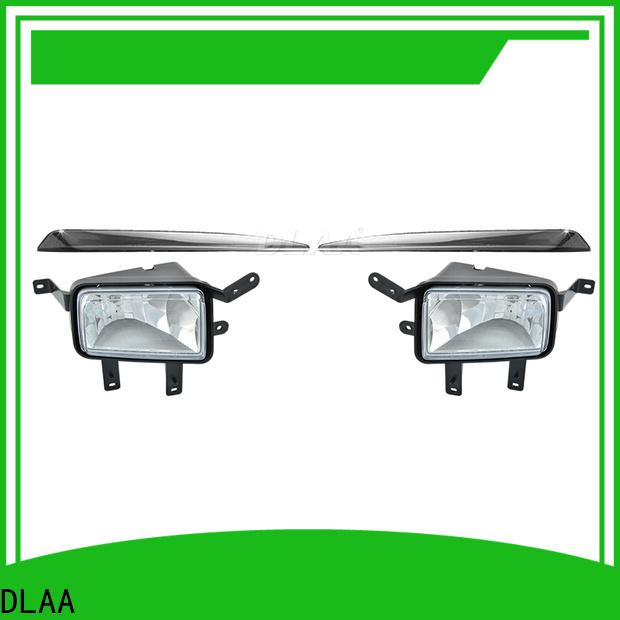 DLAA factory price fog light installation kit series for promotion