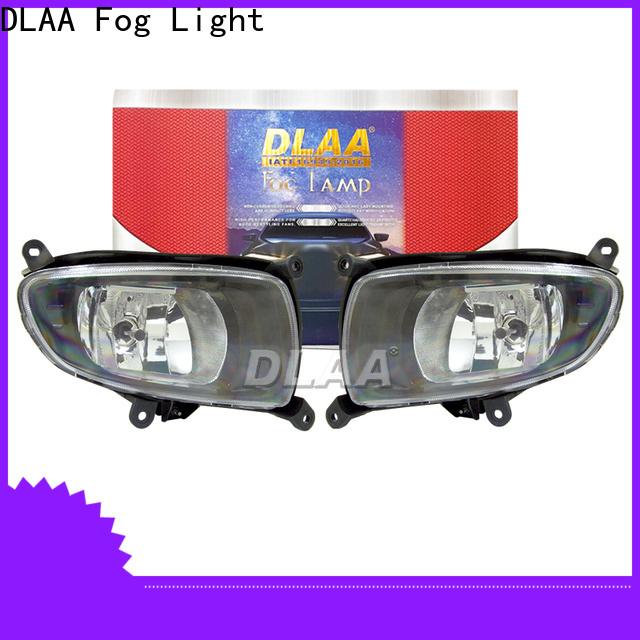 DLAA top 3 led fog light with good price on sale