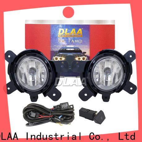 DLAA high-quality yellow hid fog light wholesale for car