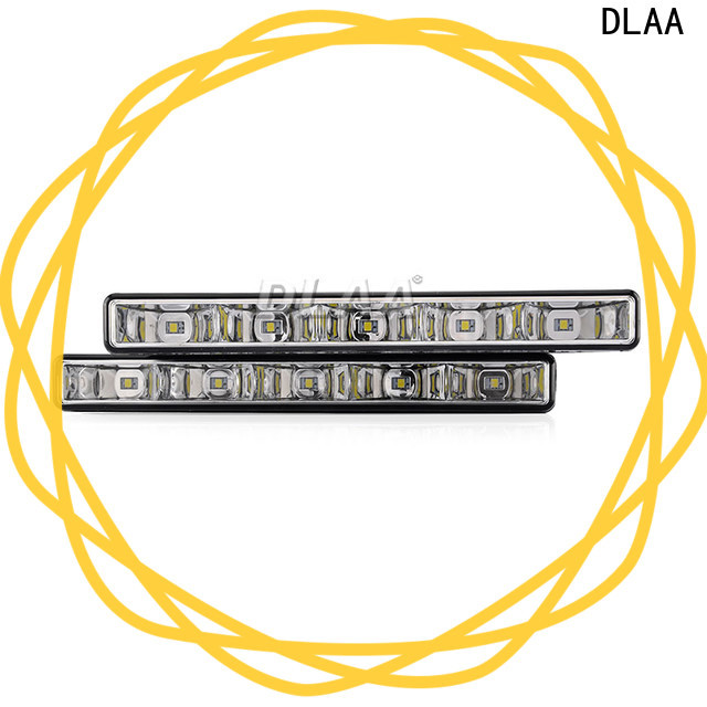 DLAA durable car daylight led lamps with good price with high cost performance