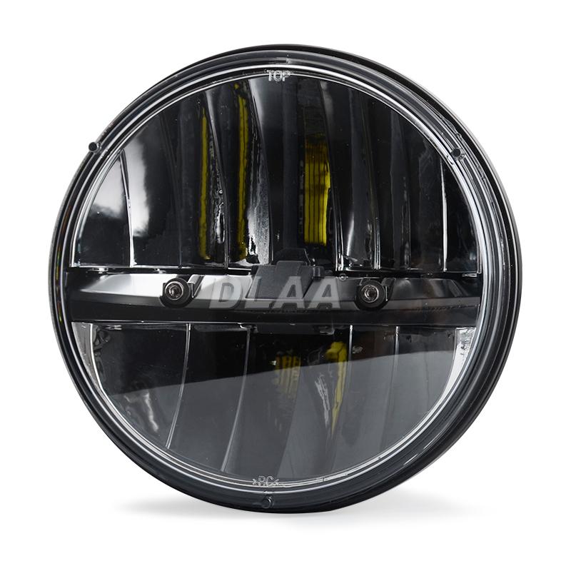 AUTO HEAD LAMP FOR JP WRANGLER 2008-ON HL-JP484LED