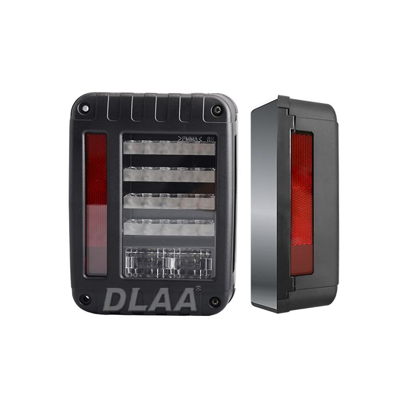 DLAA tail lamp in car from China for auto-1