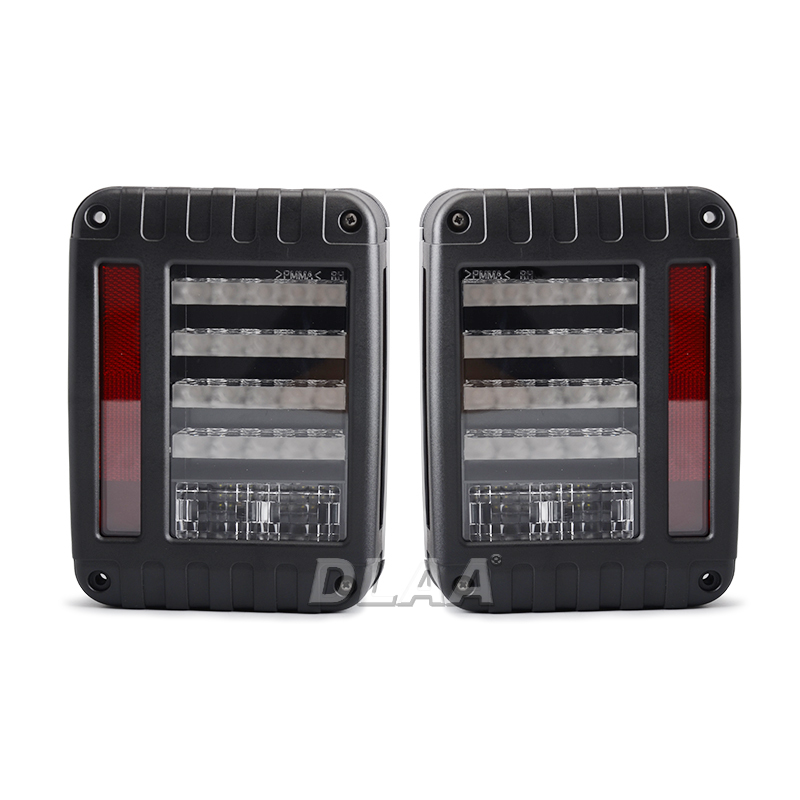 CAR TAIL LAMP FOR JP WRANGLER 2008-ON CTL-JP474LED