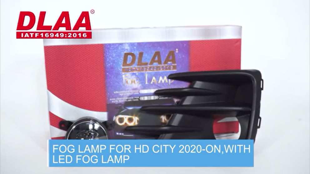 Quality OE Styling Fog Light HD1047-LED